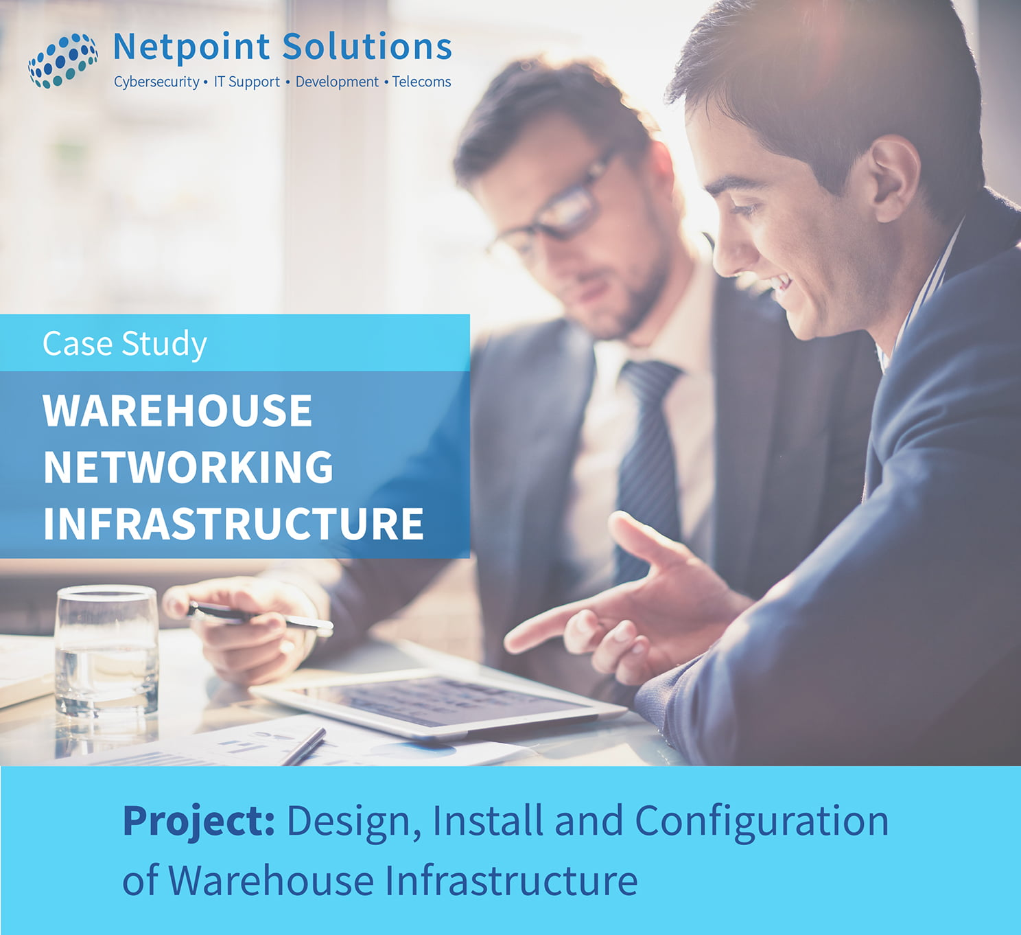 Case Study 5 - Warehouse Networking Infrastructure